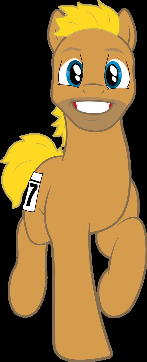 Ridiculously Photogenic Pony by killjoy1221