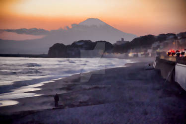 Fujisan by the bay