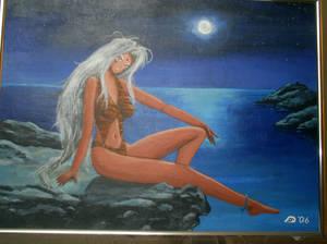 Moonlight becomes Urd