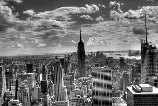NYC HDR by sydneyshaw