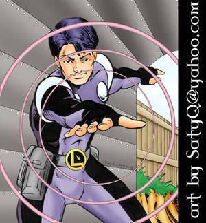 Cosmic Boy magnetic resonance