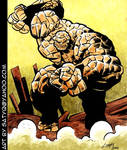 Thing from the Fantastic Four