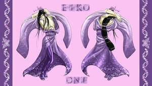 Eiko Oni Character Sheet 'Oh, Brother!' Chapter 3