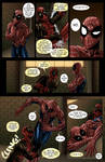 Spideypool Comic 'Never Say Never' Page 5