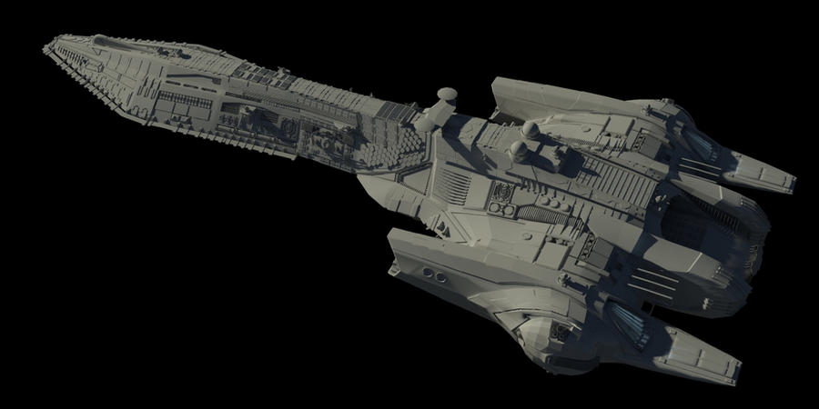 United Federation of Red Sun Systems Vulcan___wip_by_hpashkov-d4jjjty