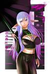 Alleyne Queens blade! M by Reneg30