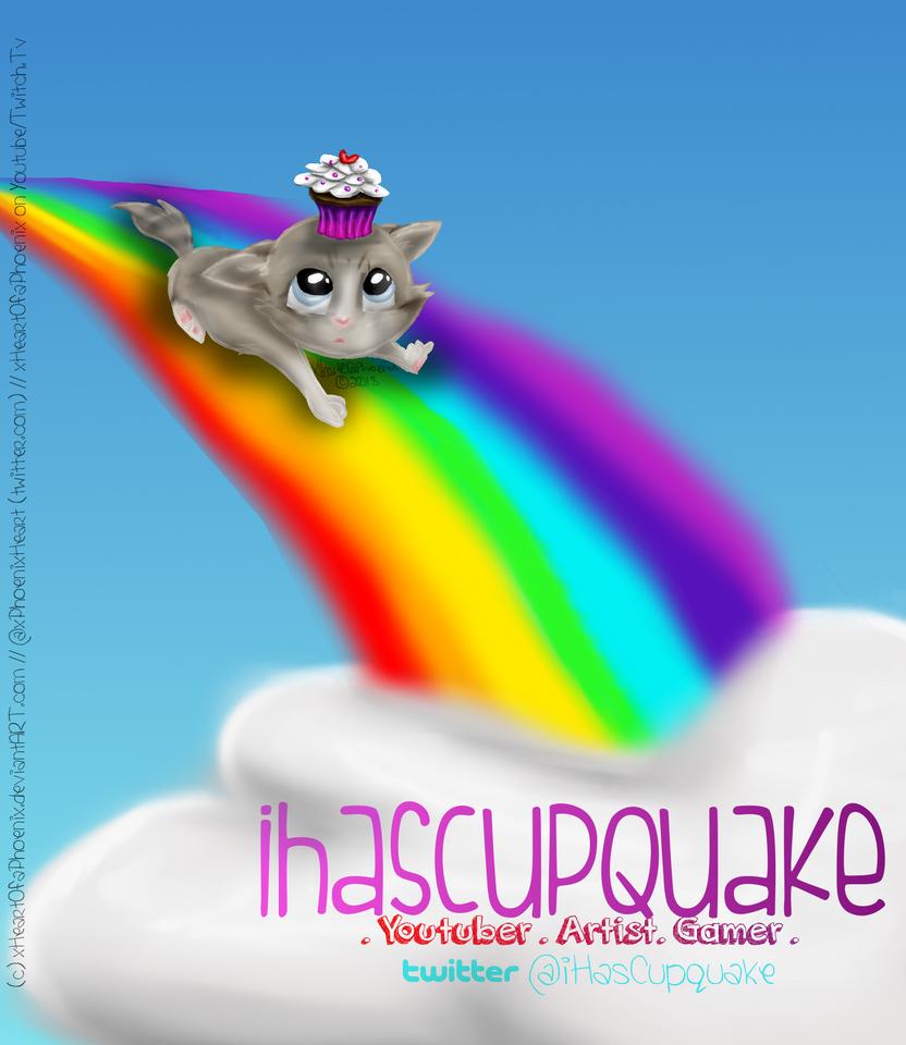 Fanart IHasCupquake Her Kitty Link C 362567714 as well Watch besides Ldshadowlady Fan Art besides Watch together with IHasCupQuake 413140435. on cupquake oasis
