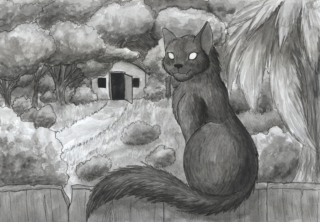 The Cats Of Ulthar By Shadowthedragonwolf On Deviantart