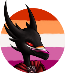 Aliessia Lesbian Pride