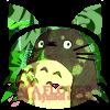 Totoro by poppit95miyu