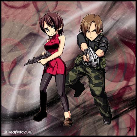 Chibi Aeon Guns by DarkLabrynth