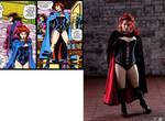 Jean Grey Black Queen Comparison