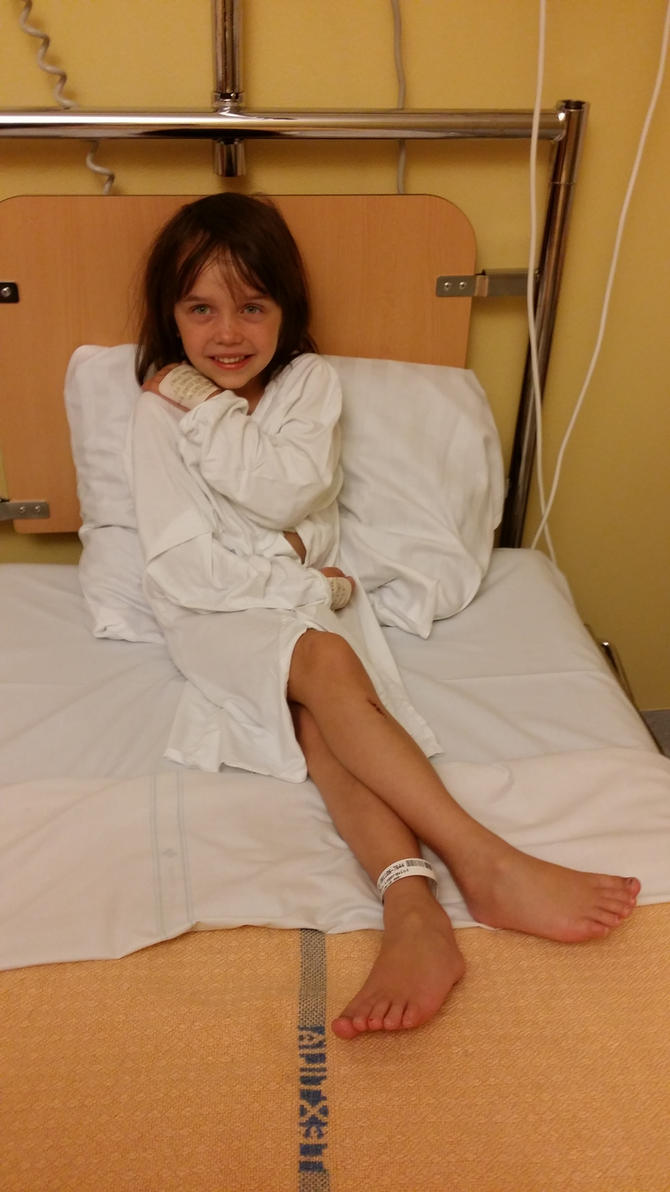 Nova at the hospital by snofs