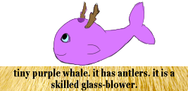 Tiny purple whale fursona generator OTA- Open by Shadowdannie