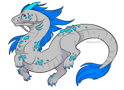 Coral Dragons - Closed Species