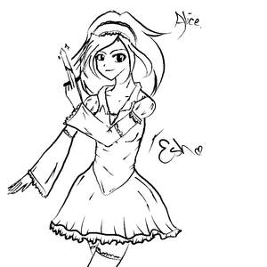 .:Alice:. For Ennie