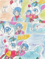 Julian's inflatable reindeer 2. by AhiruUkiwa