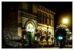 CLIVE AYRON ~ Midsomer Norton Town Hall