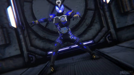 Kamen Rider Quiz - Cross Side by viaditor954