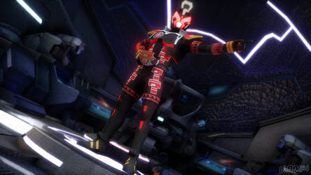 Kamen Rider Quiz - Circle Side by viaditor954