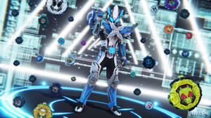 Kamen Rider Mirai Trinity - Advent Future