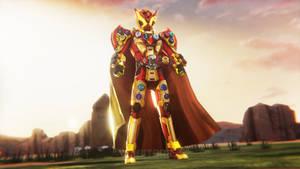 Kamen Rider Geiz Majesty
