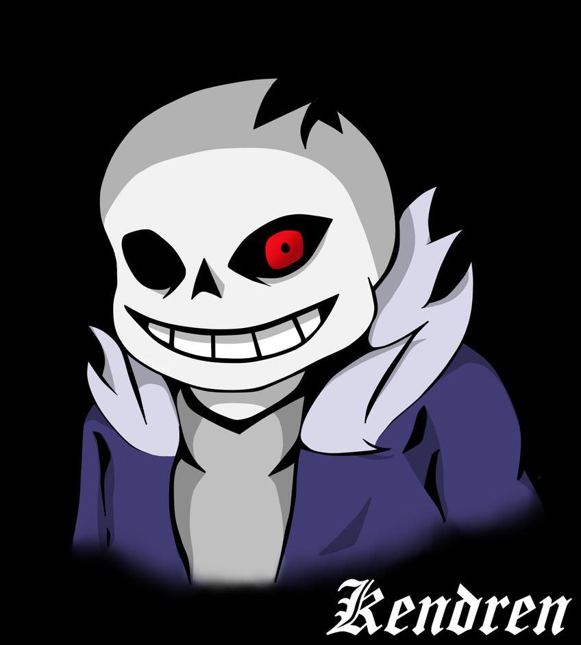 Horrortale Sans by Kendren
