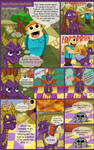 Spyro 2: Cloud Temples Parody