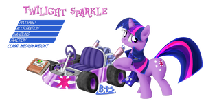PonyKart - Twilight