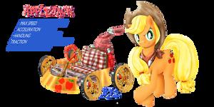 PonyKart - Applejack