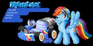 PonyKart - Rainbow Dash