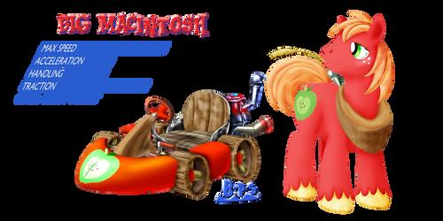 PonyKart - Big Macintosh