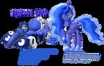 PonyKart - Luna 2