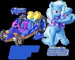 PonyKart - Trixie
