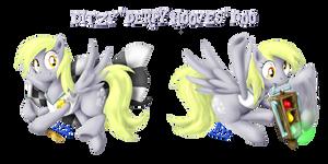 PonyKart - Derpy