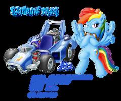 PonyKart - Rainbow Dash 2