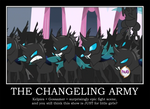 The Changeling Army