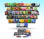 SSB WiiU/3DS Roster Wish-list (update 2)