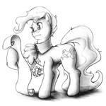 February Pony Sketch Challenge - 20
