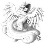 February Pony Sketch Challenge - 23