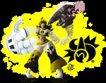 ARMS OC - Animette (update)