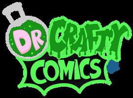 Dr Crafty Logo - Comics version by Blue-Paint-Sea