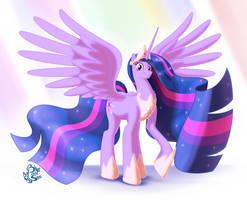 Timeskip Twilight Sparkle