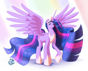 Timeskip Twilight Sparkle