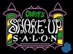 Crafty Works - Shake-up Salon Logo