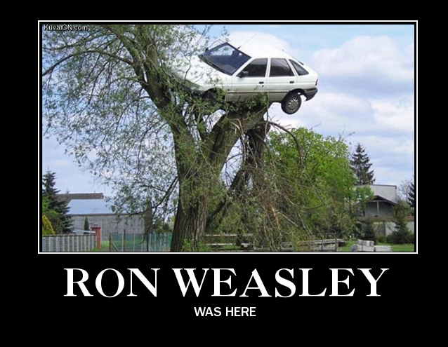 Ron Weasly... by Keyblade0