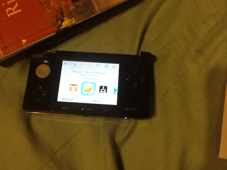 Nintendo 1ds By Keyblade0 On Deviantart