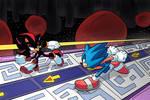 Sonic vs Shadow: Final battle