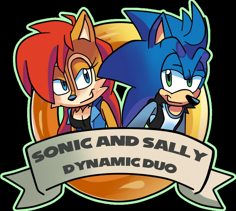 Commission: Dynamic Duo Ring ID by DredgeTH