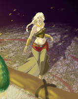 Daenerys Stormborn by Endyamar